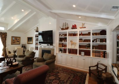 Hough family room - Gallery